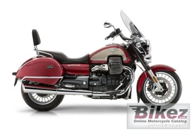 2019 Moto Guzzi California 1400 Touring