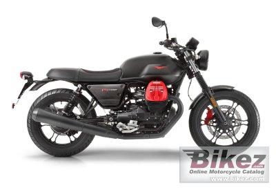2019 Moto Guzzi V7 III Carbon Dark