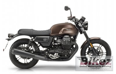2019 Moto Guzzi V7 III Stone Night Pack