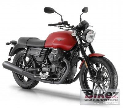 2019 Moto Guzzi V7 III Stone