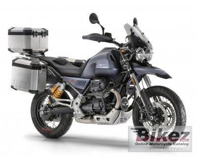 2019 Moto Guzzi V85 TT Aventure