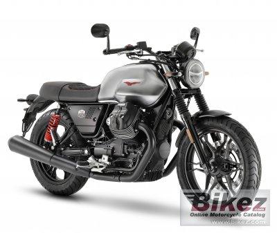 2020 Moto Guzzi V7III Stone S
