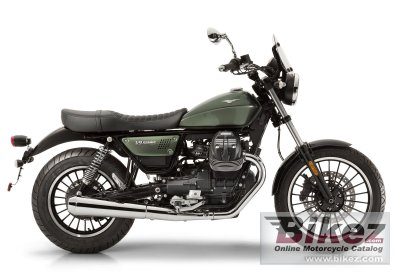 2020 Moto Guzzi V9 Roamer