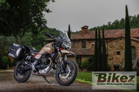 2021 Moto Guzzi V85 TT