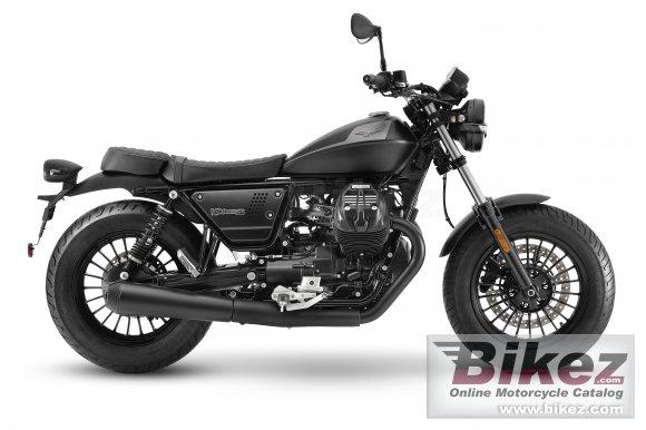 2021 Moto Guzzi V9 Bobber