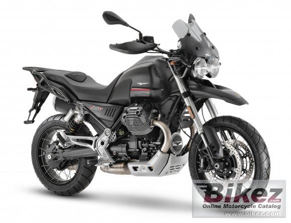 2021 Moto Guzzi V85 TT Premium Graphics