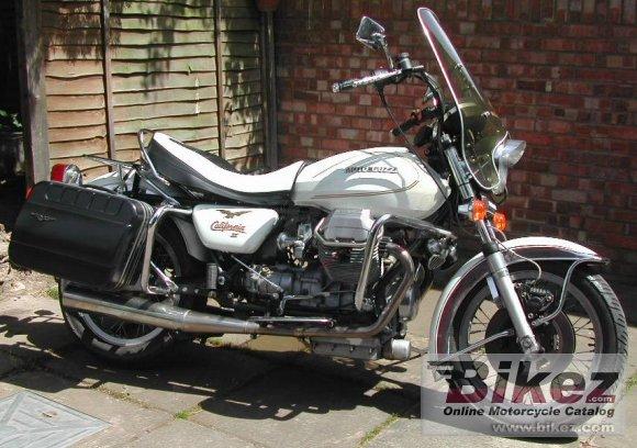 Moto Guzzi California II V 1000