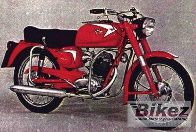 1968 Moto Morini 150