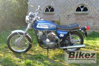 1975 Moto Morini 3 1-2 V