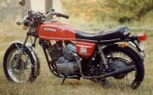 1976 Moto Morini 3 1/2 V photo