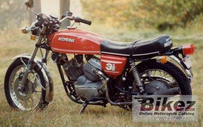 1976 Moto Morini 3 1-2 V