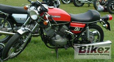 1976 Moto Morini 3 1-2 VS