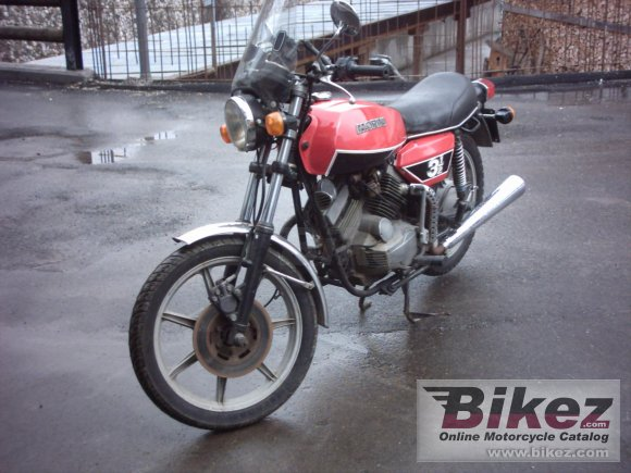 1977 Moto Morini 3 1/2 Touring photo