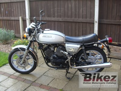 1977 Moto Morini 3 1-2 Touring