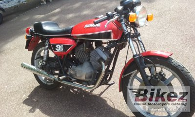 1978 Moto Morini 3 1-2 Sport