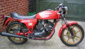 1980 Moto Morini 3 1/2 S photo