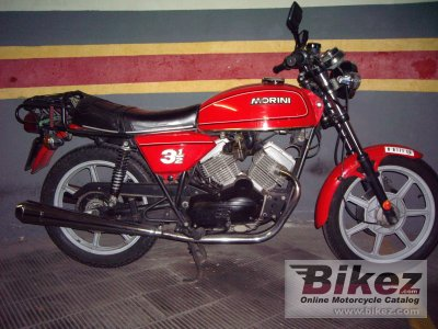 1980 Moto Morini 3 1-2 V photo