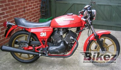1980 Moto Morini 3 1-2 S