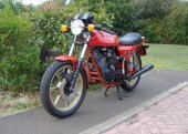 1981 Moto Morini 3 1/2 S photo