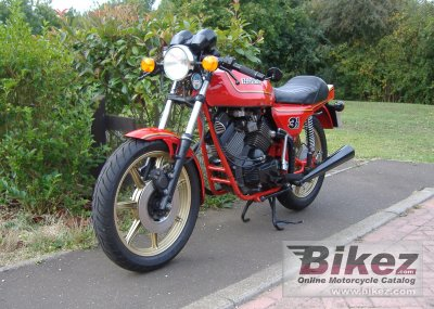 1981 Moto Morini 3 1-2 S photo