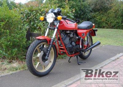 1981 Moto Morini 3 1-2 S