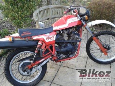 1981 Moto Morini 500 Camel
