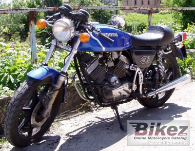 1982 Moto Morini 3 1-2 V photo