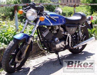 1982 Moto Morini 3 1-2 V