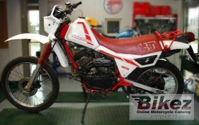 1984 Moto Morini 125 KJ Kanguro