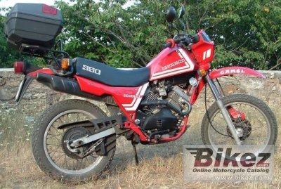 1984 Moto Morini 350 Kanguro