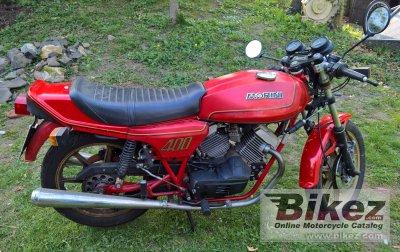 1984 Moto Morini 400 S