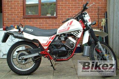 1985 Moto Morini 350 Kanguro