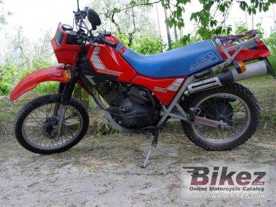 1986 Moto Morini 350 Kanguro