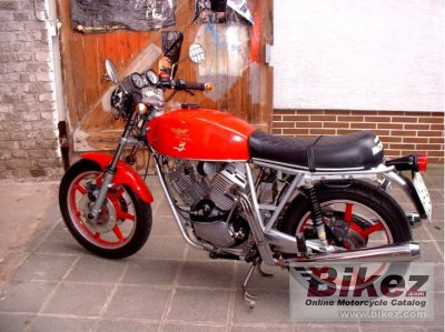 1987 Moto Morini 501 K 2 AMEX photo