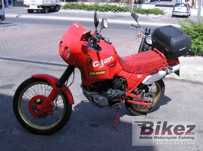 1989 Moto Morini 501 Coguaro photo