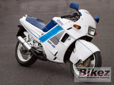 1990 Moto Morini Dart 400 photo