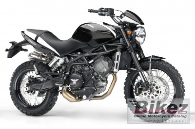 2010 Moto Morini Scrambler photo