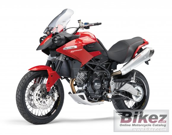 2012 Moto Morini Granpasso H83 photo