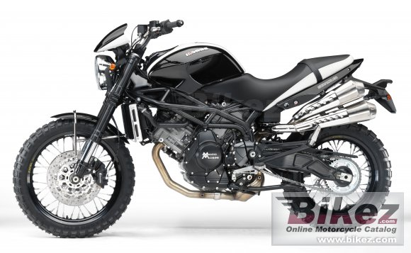 2012 Moto Morini Scrambler photo