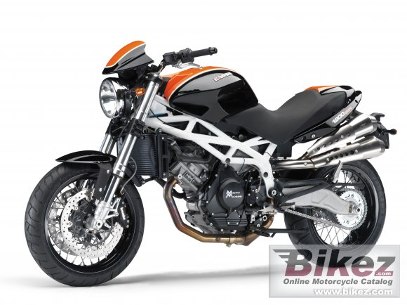2012 Moto Morini 1200 Sport photo