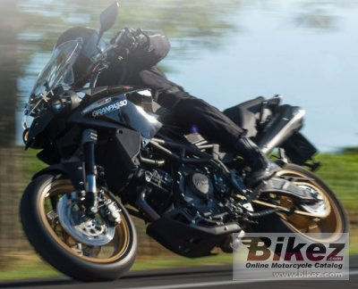 2018 Moto Morini Granpasso 1200 R