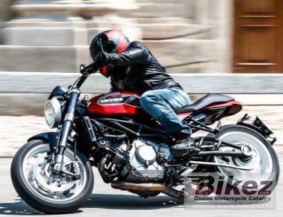2020 Moto Morini Milano Limited