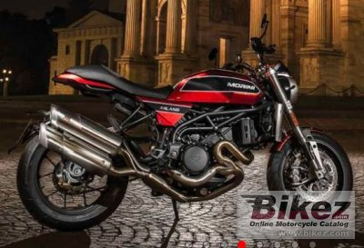 2020 Moto Morini Milano