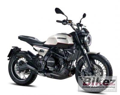 2020 Moto Morini Seiemmezzo