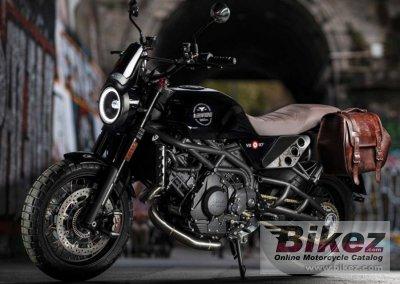 2020 Moto Morini Super Scrambler
