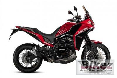 2020 Moto Morini X-Cape