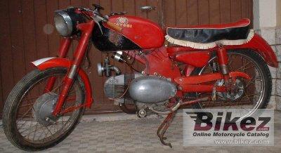 1956 Motobi Catria Lusso