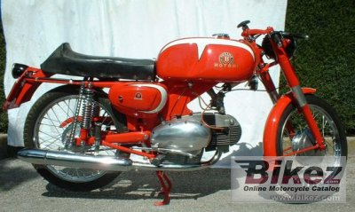 1962 Motobi Imperiale Sport