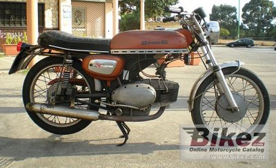 1971 Motobi Sport Special 125