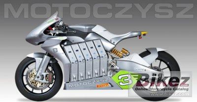 2010 MotoCzysz E1pc photo